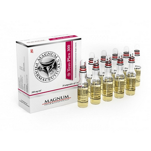 Injectable Steroids in USA: low prices for Magnum Test-Plex 300 in USA