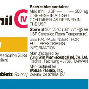 Modafinil in USA: low prices for Modafin in USA