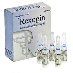Stanozolol injection (Winstrol depot) in USA: low prices for Rexogin in USA