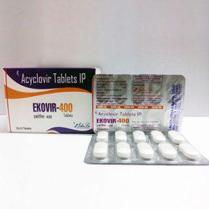 Acyclovir (Zovirax) in USA: low prices for Ekovir in USA