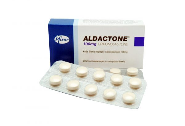 PCT in USA: low prices for Aldactone in USA