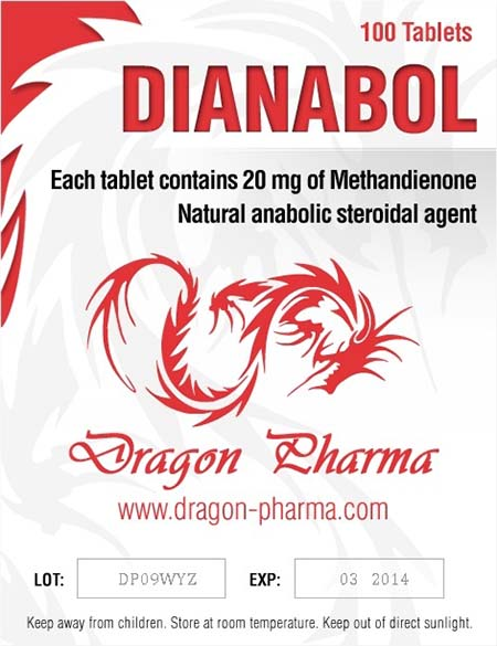 Oral Steroids in USA: low prices for Dianabol 20 in USA